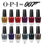 007 Nail it! New Skyfall OPI collection is here