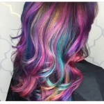 Unicorn and Mermaid Hair